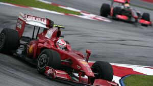 Ferrari und McLaren