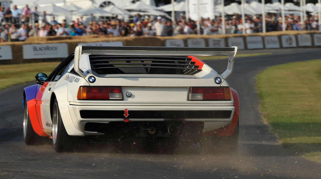 Festival of Speed, BMW