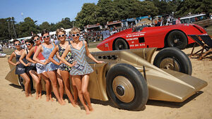 Festival of Speed, Pin-up-Girls