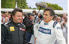 Festival of Speed, René Arnoux, Nelson Piquet