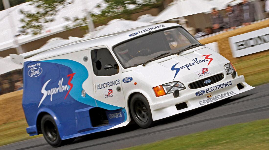 Festival of Speed, Super Van 3