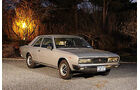 Fiat 130 Coupe - Frontansicht