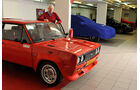 Fiat 131 Abarth, Ed Goedert