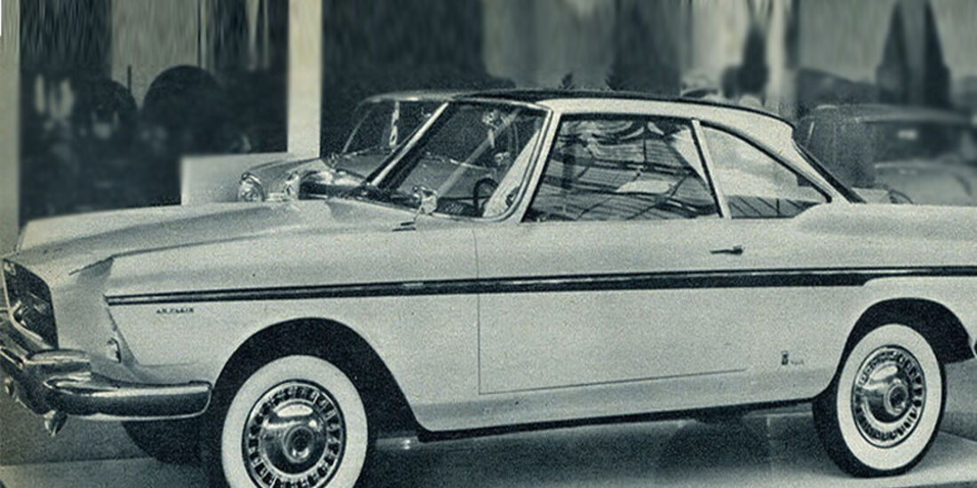 Fiat, 2300, IAA 1959