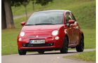 Fiat 500 0.9 Twinair Lounge, Front