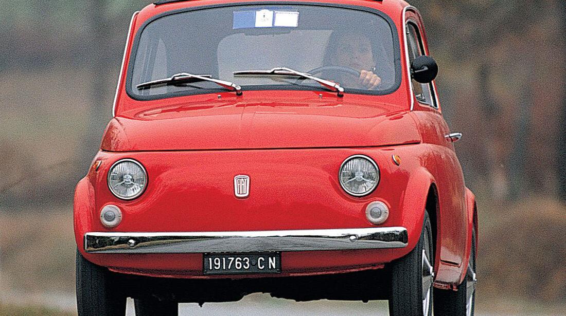 Fiat 500 (65-75)