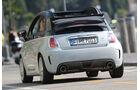 Fiat 500 Abarth 595C Turismo, Heckansicht