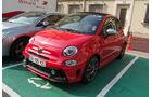 Fiat 500 Abarth - Carspotting - GP Monaco 2017