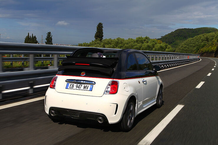 Fiat 500 C Abarth