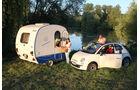 Fiat 500, Knaus Schwalbennest