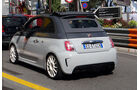 Fiat 500 abarth - Car Spotting - Formel 1 - GP Monaco - 24. Mai 2013