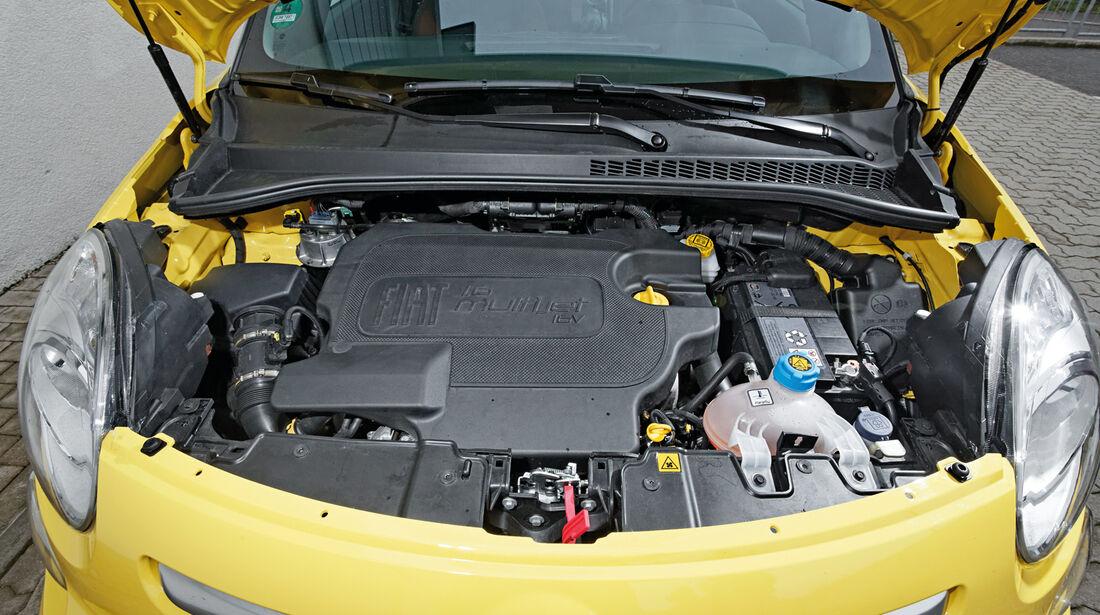 Fiat 500L Trekking 1.6 Multijet, Motor