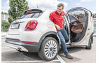 Fiat 500X 1.6 Multijet, Exterieur