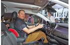 Fiat 500X Sitzprobe