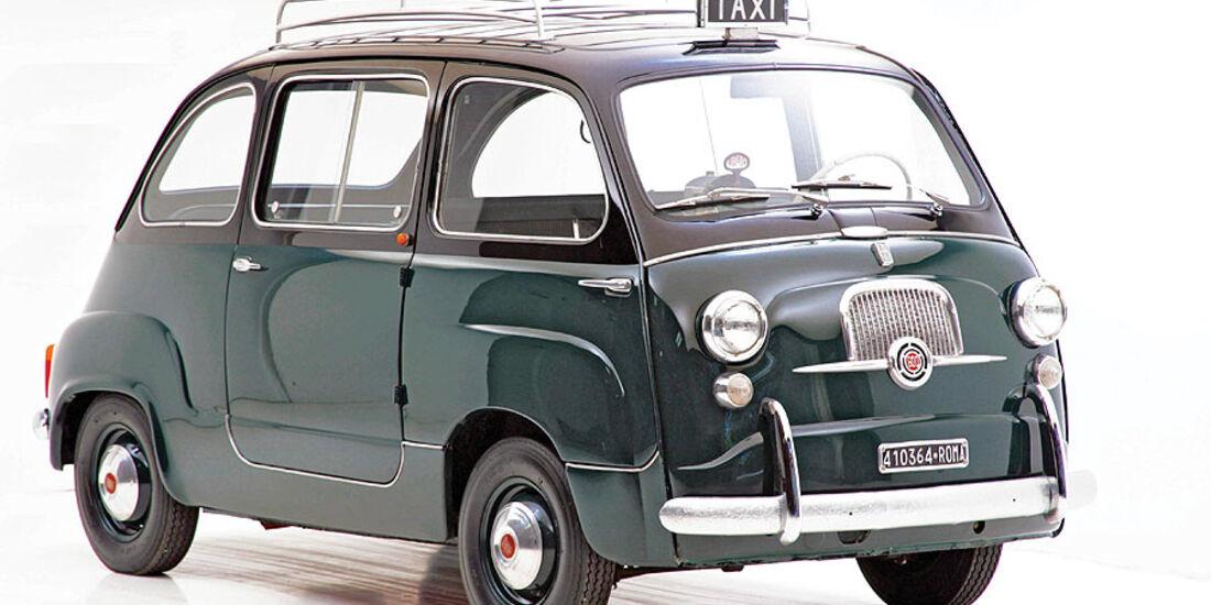"""Fiat 600 """"""""Multipla""""""""Taxi"""