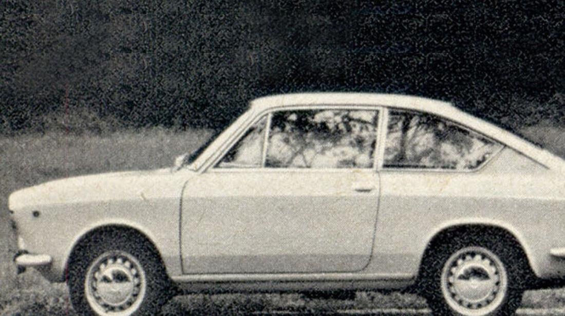 Fiat, 850 Coupé, IAA 1967