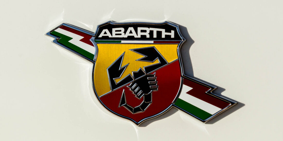 Fiat Abarth 500C 1.4 T-Jet 16V, Emblem