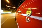 Fiat Abarth 695 Tributo Ferrari, Seitenlinie
