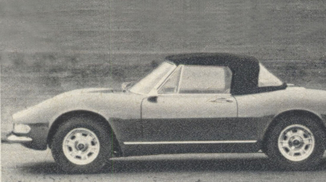 Fiat, Dino, Spider, IAA 1967