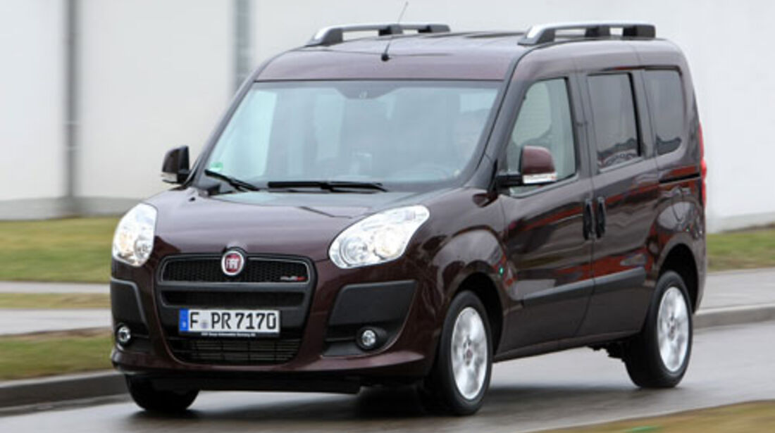 Fiat Doblo 1.4 8V Dynamic