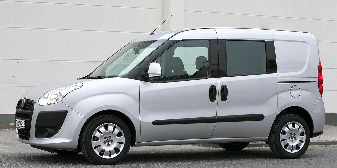 Fiat Doblo Cargo 2013,