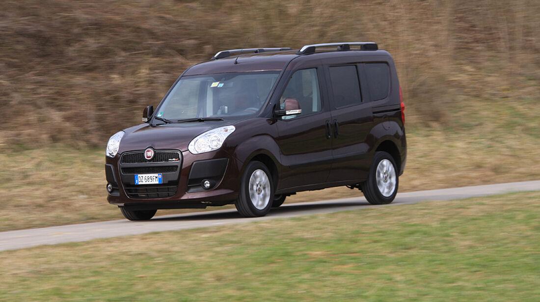 Fiat Doblo, Seite