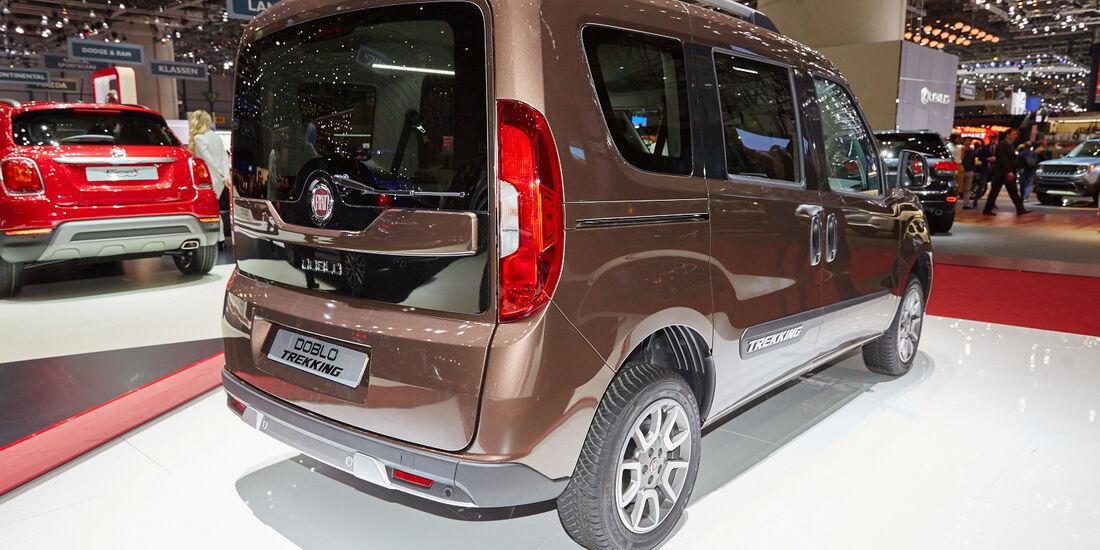 Fiat Doblo Trekking in Genf