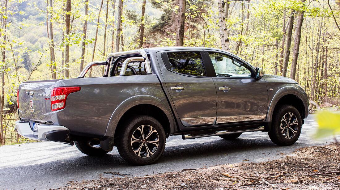 Fiat Fullback Pickup