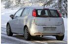 Fiat Grande Punto Facelift Erlkönig