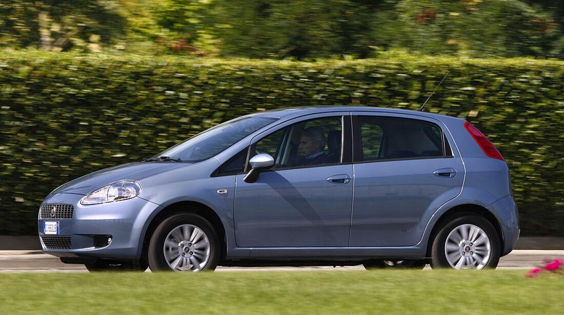 Fiat Grande Punto Natural Power 1.4