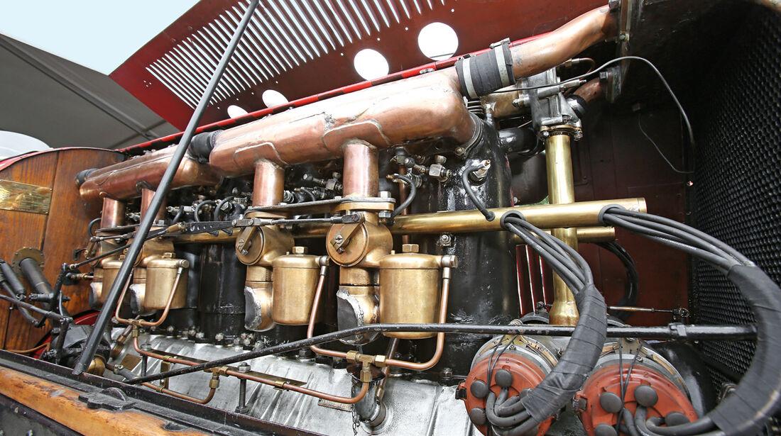 Fiat Mefistofele, Motor