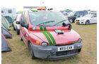 Fiat Multipla - Fan-Autos - 24h-Rennen Le Mans 2015