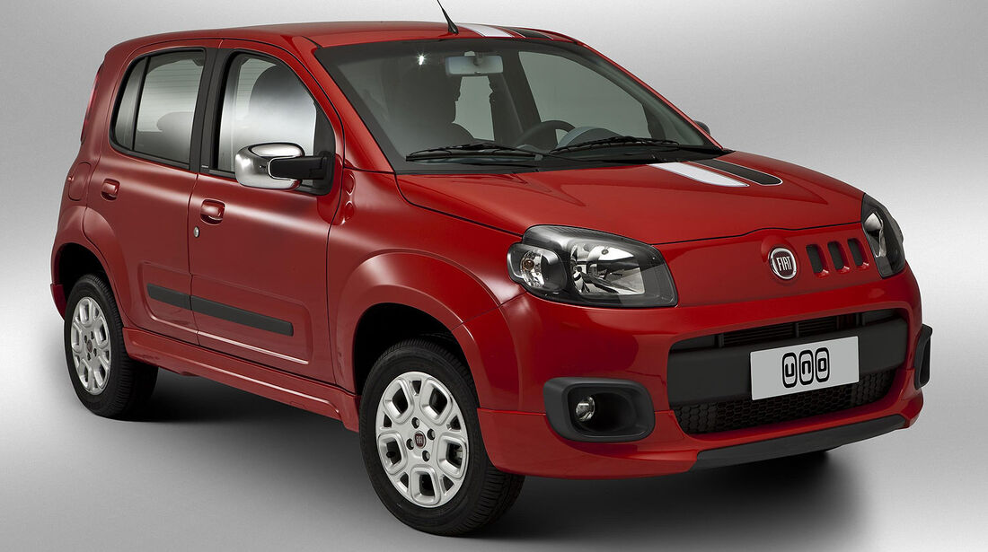Fiat Novo Uno Brasilien