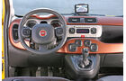 Fiat Panda 4x4 Cross, Cockpit