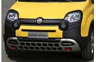 Fiat Panda 4x4 Cross, Frontscheinwerfer