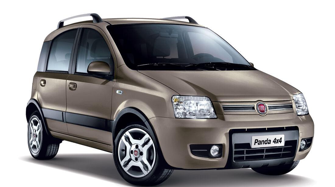 Fiat Panda Classic 1.2 8V 4x4
