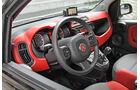 Fiat Panda, Cockpit, Lenkrad
