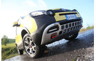Fiat Panda Cross, Almabtrieb, Impression
