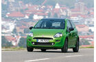 Fiat Punto 0,9 Twinair, Frontansicht
