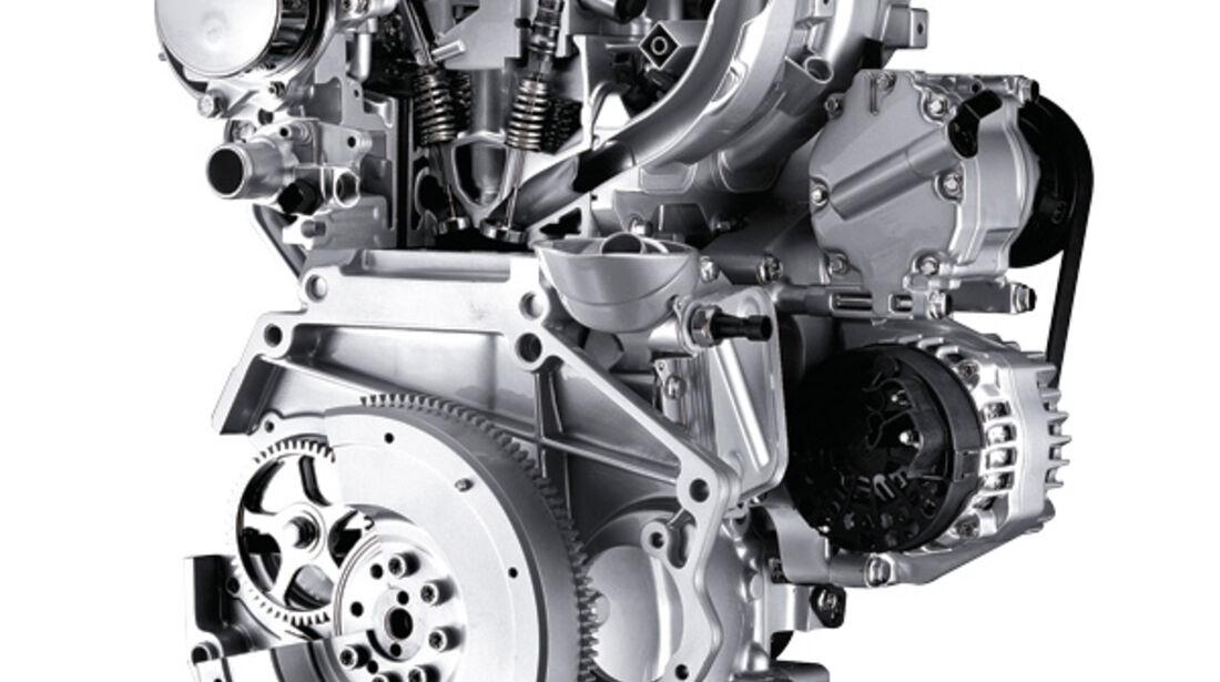 Fiat Punto 0,9 Twinair Start&Stopp Easy, Motor