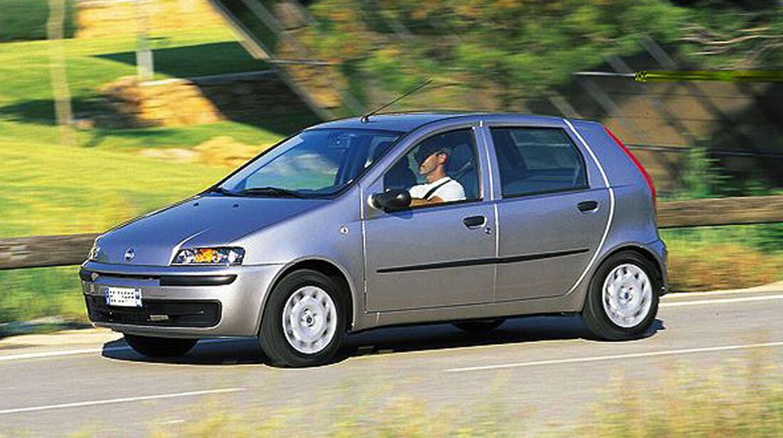 Fiat Punto, E10
