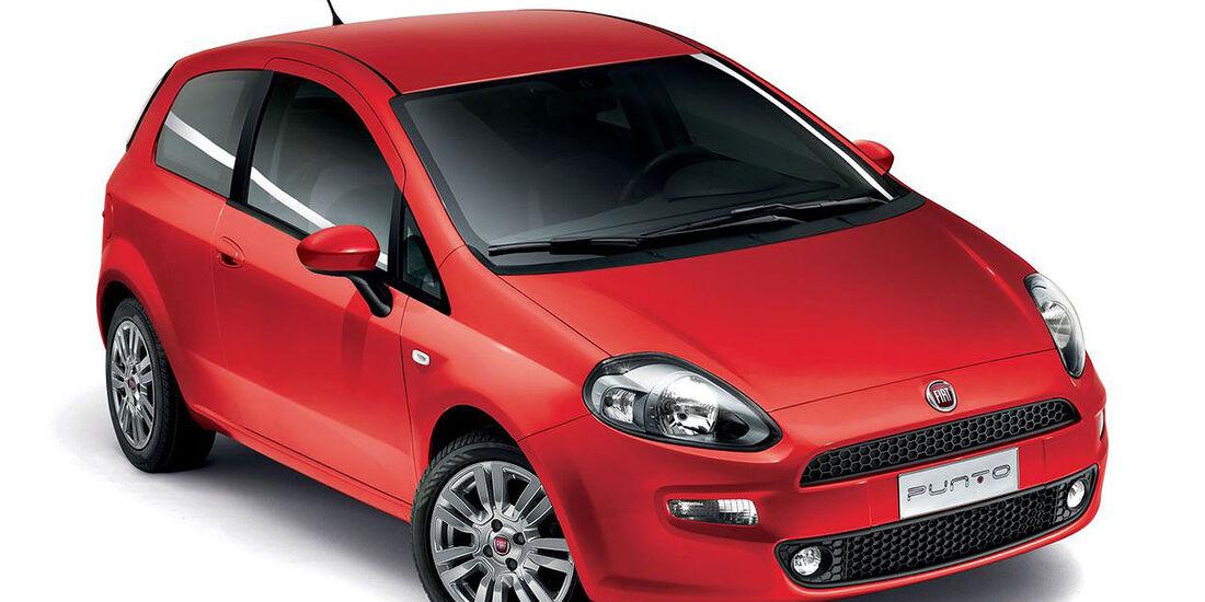 Fiat Punto Street Sondermodell