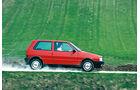 Fiat Uno Turbo i.e., Seitenansicht