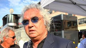 Flavio Briatore GP Monaco