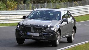 Fliegende Erlkönige, Mercedes E-Klasse