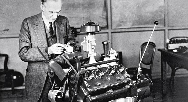 Fließband, Henry Ford, Motor