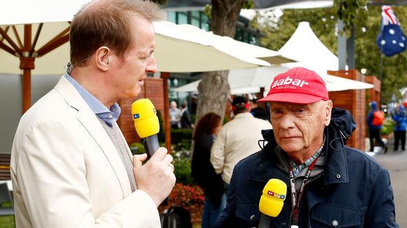 Florian König - Niki Lauda - F1 - 2013