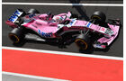 Force India - F1-Testfahrten - Ungarn