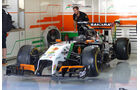 Force India - Formel 1 - GP Abu Dhabi - 22. November 2014