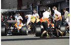 Force India - Formel 1 - GP Belgien - Spa-Francorchamps - 1. September 2012